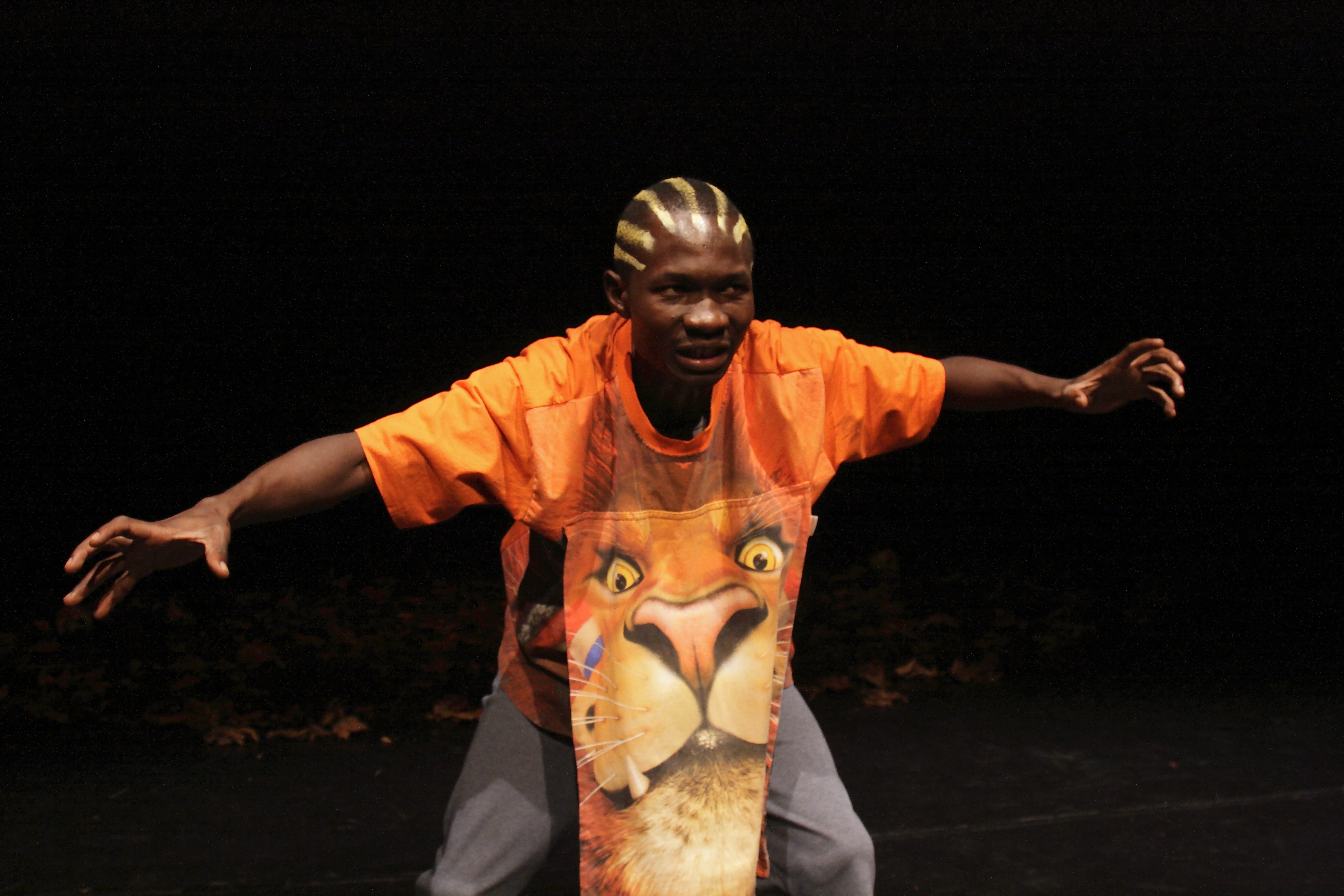 ETB-Tiger - Geoffrey Mbene - Photo by Philipp Hamedl